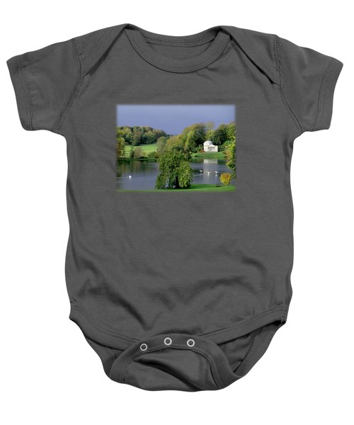 Before The Storm Baby Onesie by Jon Delorme