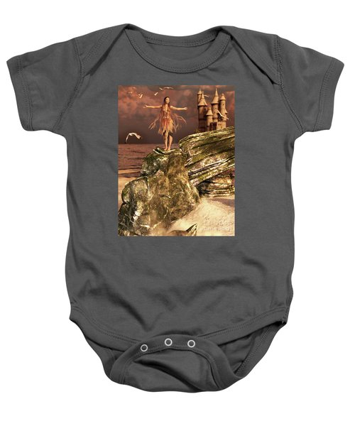 Before The Sun Sets Baby Onesie