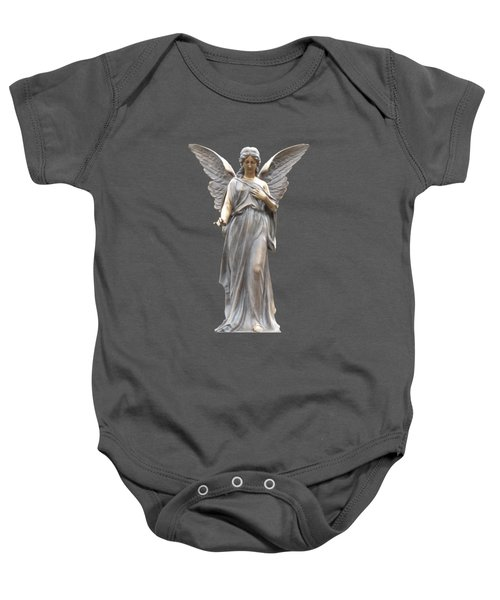 Baby Onesie featuring the photograph Behold I Send An Angel Before Thee I I by David Dehner