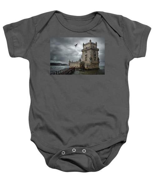 Belem Tower, Lisbon Baby Onesie