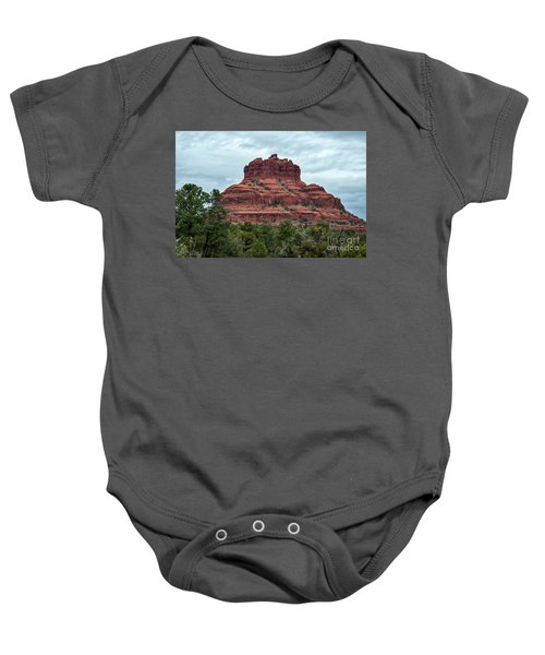 Bell Rock Rainy Day Baby Onesie