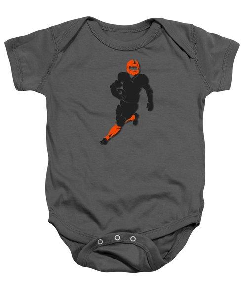 Bengals Player Shirt Baby Onesie by Joe Hamilton