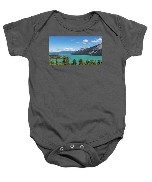 Tagish Lake Baby Onesie