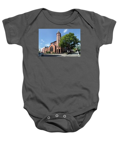 Bethesda Baptist Church Baby Onesie