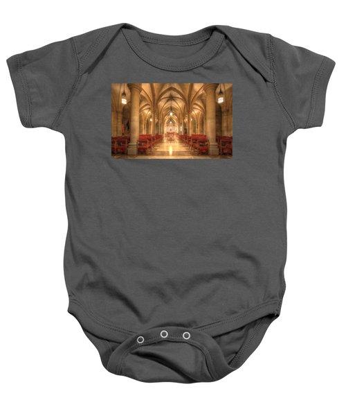 Bethlehem Chapel Washington National Cathedral Baby Onesie