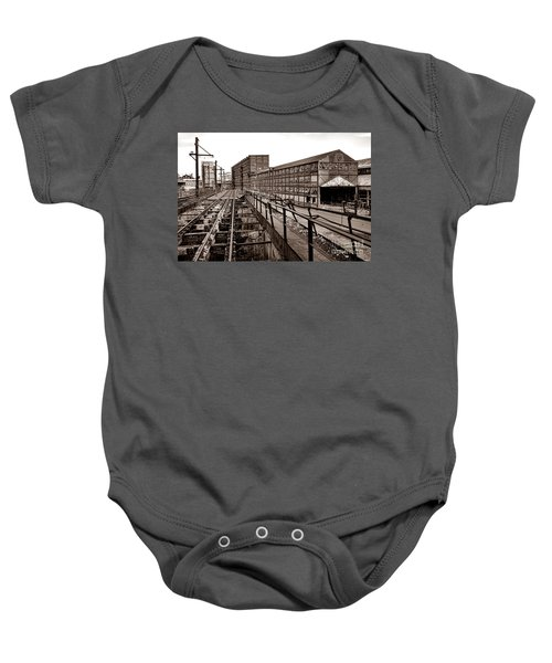 Bethlehem Steel Number Two Machine Shop Baby Onesie