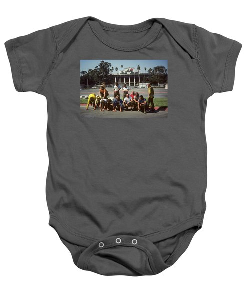 Between Fires Baby Onesie