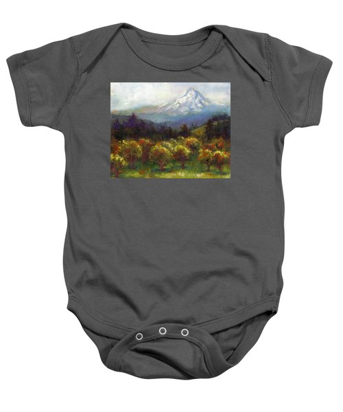 Beyond The Orchards Baby Onesie