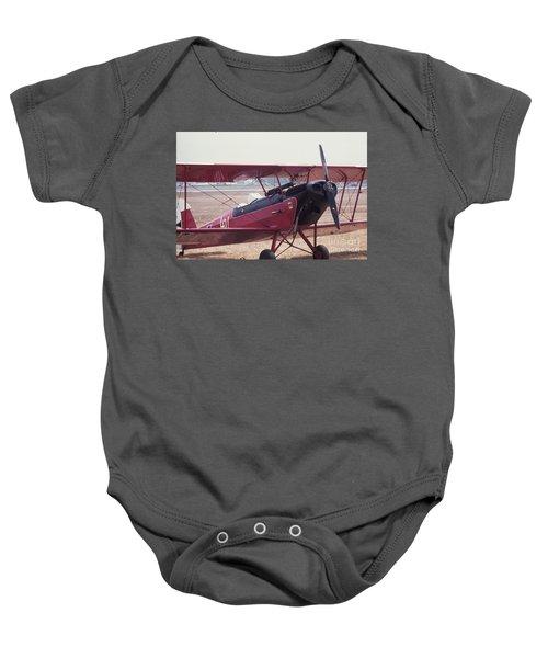 Bi-wing-5 Baby Onesie