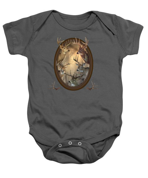 Big Bucks Baby Onesie
