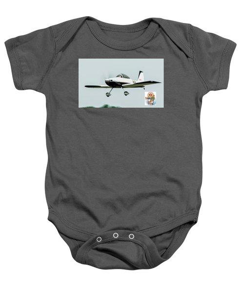 Big Muddy Air Race Number 44 Baby Onesie