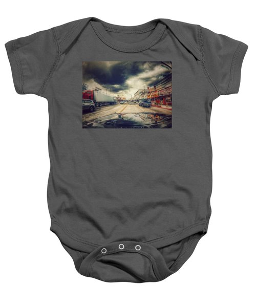 Bishop Ca.  Baby Onesie