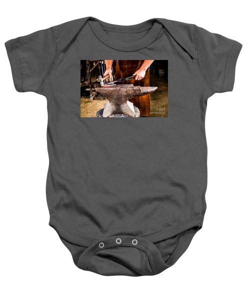 Blacksmith Baby Onesie