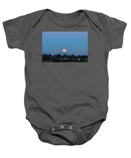 Blue Moon.2 Baby Onesie