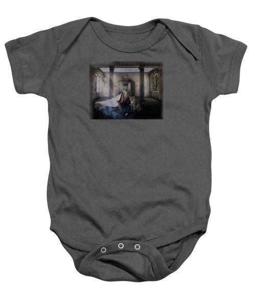 Bluebonnet Hall Baby Onesie