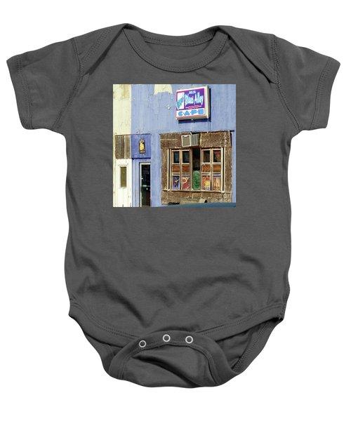 Blues Alley, Clarksdale Baby Onesie
