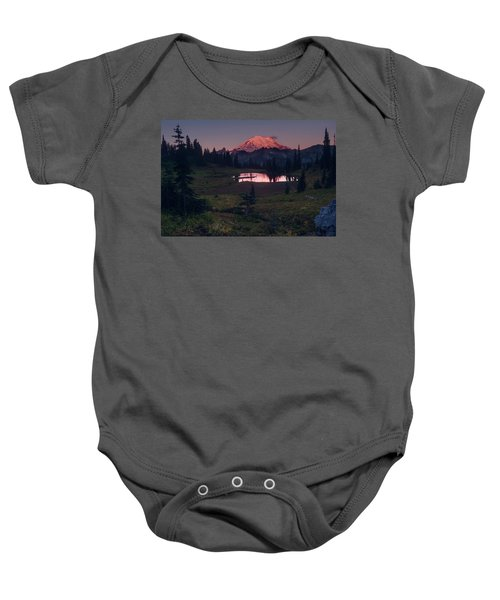 Morning Blush Baby Onesie