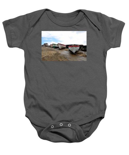Boats,fishing-24 Baby Onesie