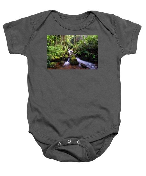 Boulder Creek Falls Baby Onesie