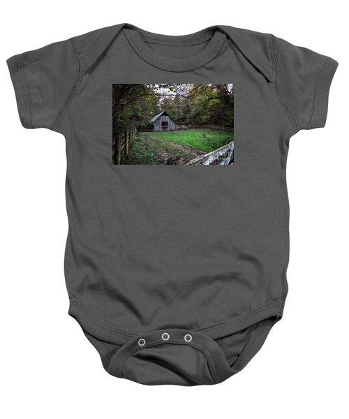 Boxley Valley Baby Onesie