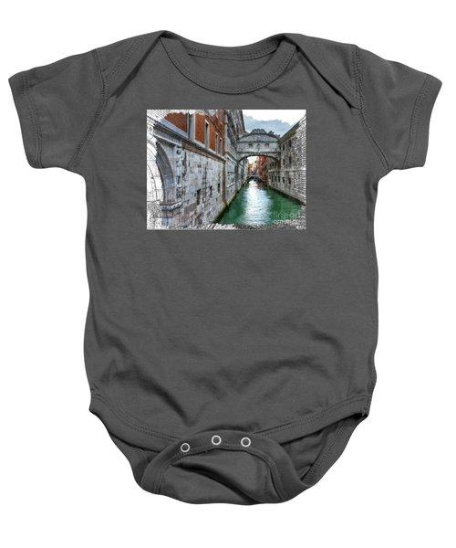 Bridge Of Sighs Baby Onesie