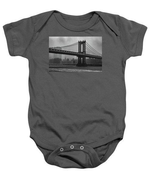 Bridge Over Troubled Water Baby Onesie