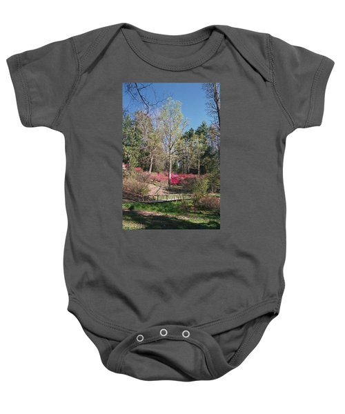 Bridge Walkway Baby Onesie
