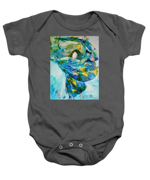 Bringing Heaven To Earth Baby Onesie