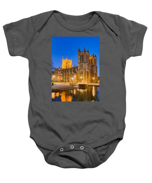 Bristol Cathedral Baby Onesie