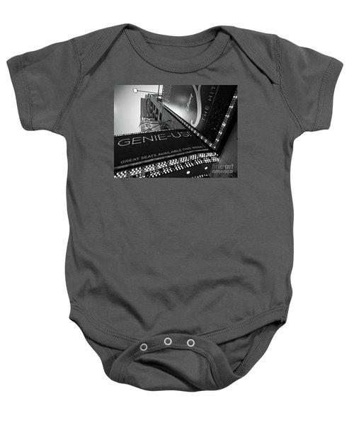 Broadway  -27868-bw Baby Onesie