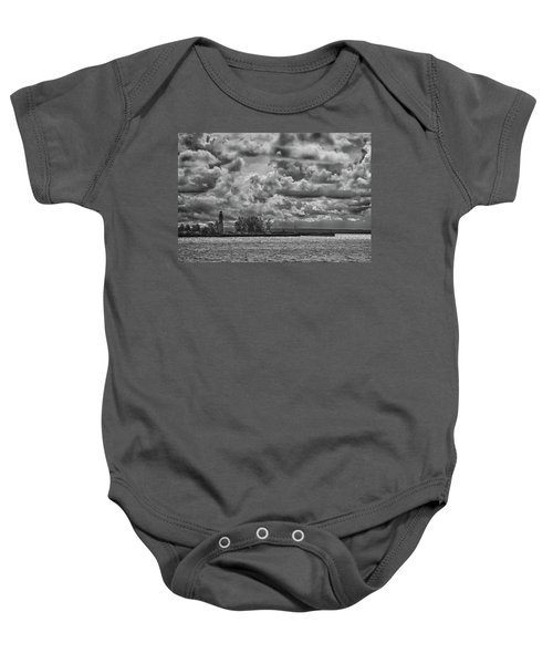 Buffalo Lighthouse 8111 Baby Onesie