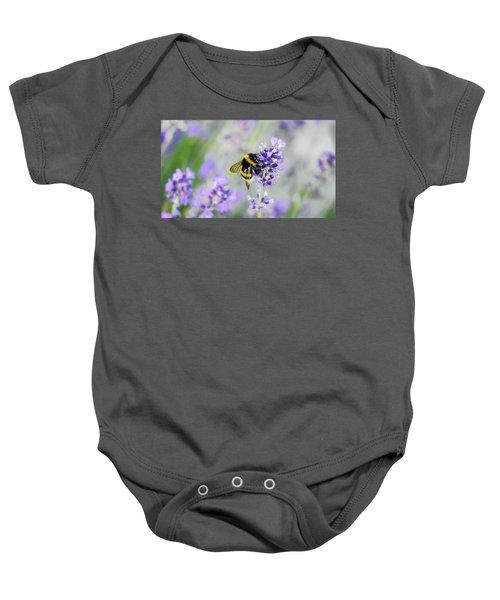 Bumblebee Baby Onesie