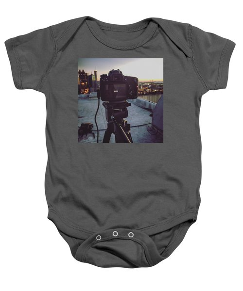 Busy Baby Onesie
