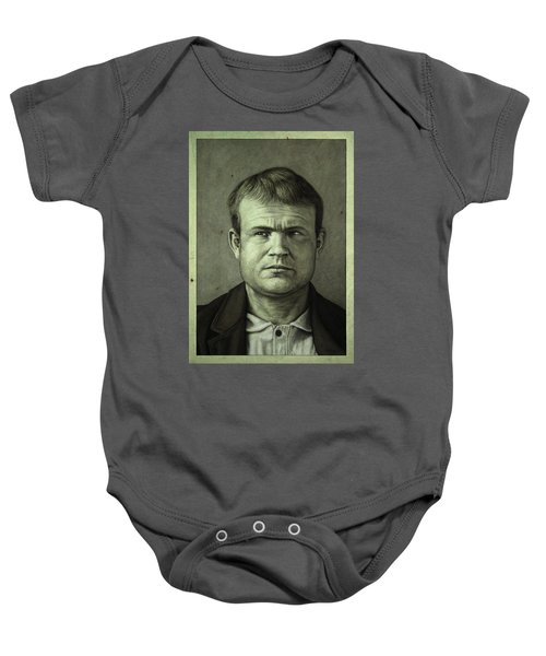 Butch Cassidy Baby Onesie
