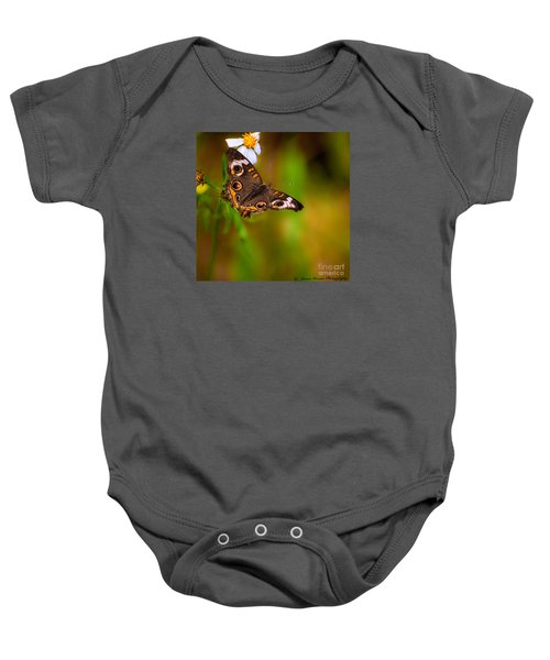 Butterfly One Baby Onesie