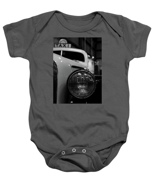 Bw Taxi Baby Onesie