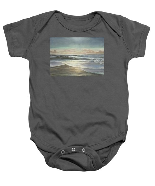 By Moonlight Baby Onesie