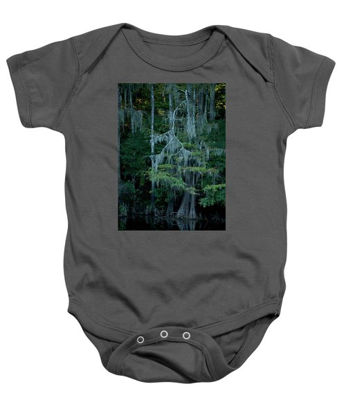Caddo Lake #4 Baby Onesie