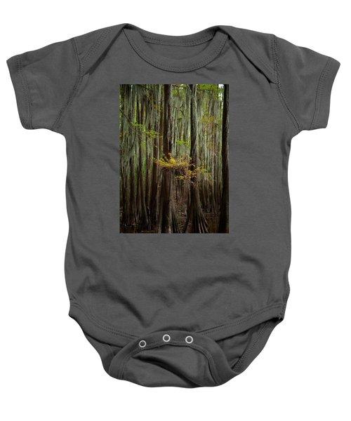 Caddo Lake #5 Baby Onesie