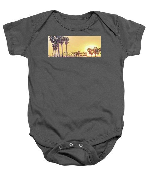 Cali Vibes Baby Onesie