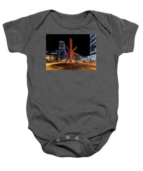 Calling After Sundown Baby Onesie