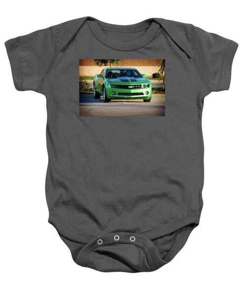 Camaro Origional Baby Onesie