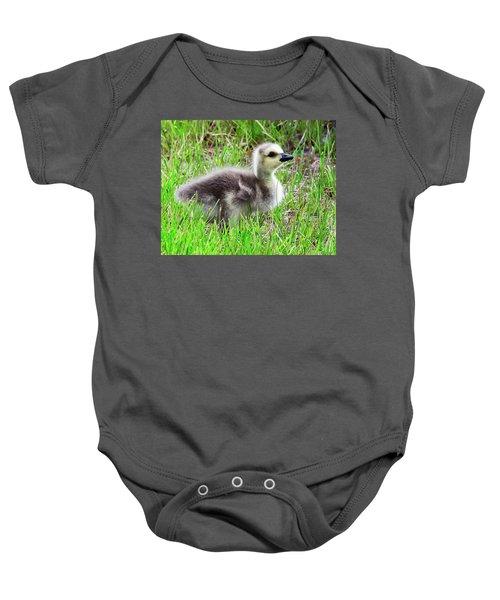 Canada Goose Gosling Baby Onesie