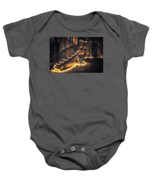 Candlemas - Pulpit Baby Onesie