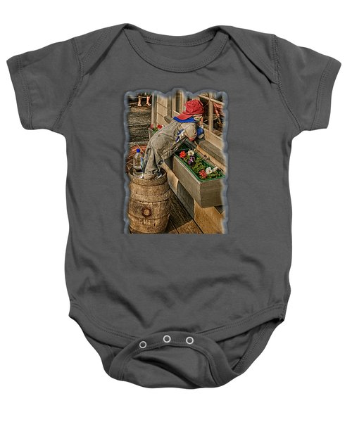 Candy Store Delight Baby Onesie