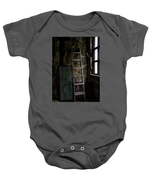 Cannery Ladder Baby Onesie