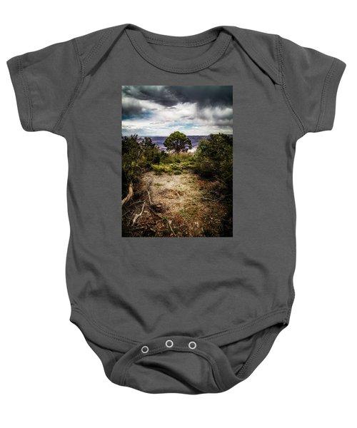 Canyon Sentinel Baby Onesie