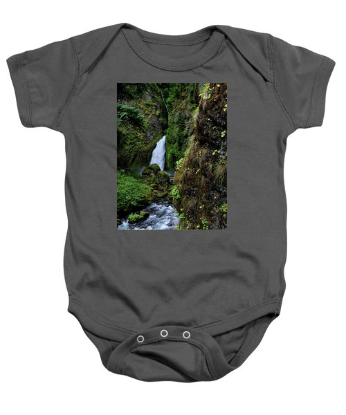 Canyon's End Baby Onesie