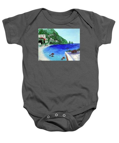 Capri Baby Onesie