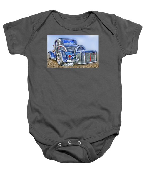 Car 54 Rear Baby Onesie